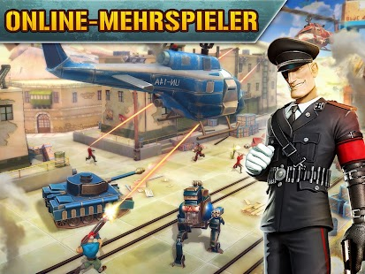 Blitz Brigade: Online-FPS-Spaß Screenshot
