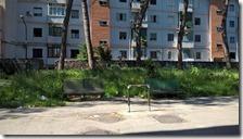 Un altro parco pubblico nel rione Monterosa