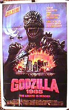 Watch Godzilla 1985: The Legend Is Reborn Online Free in HD