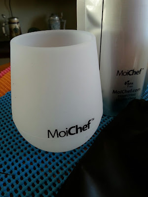 Moichef Silicone Wine Glass
