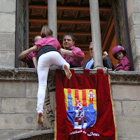 19è Aniversari Castellers de Lleida. Paeria . 5-04-14 - IMG_9620.JPG