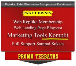Dapatkan Website Landing Page Gratis kalau anda mendaftar melalui link Web Replika aku Gorontalo