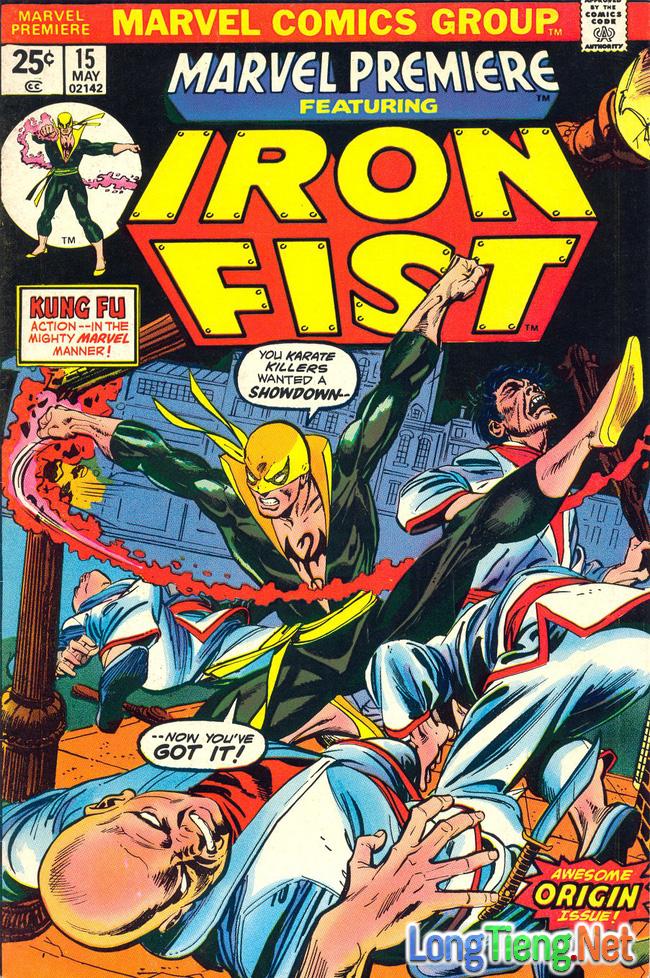 Iron Fist - Siêu anh hùng mới nhất của Vũ trụ Điện Ảnh Marvel là ai? - Ảnh 5.