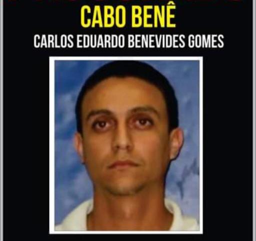 Chefe de milícia é morto após policiais interceptarem comboio em Itaguaí-RJ