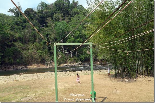 馬來西亞沙巴 九如河泛舟 溜索 (77)