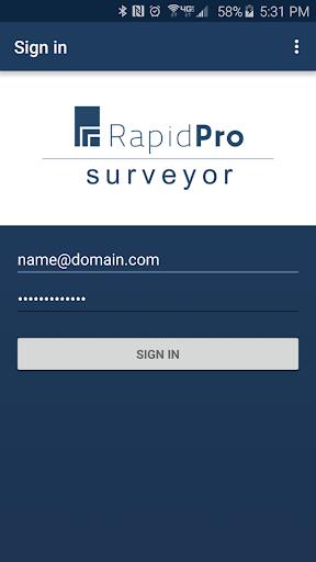 RapidPro Surveyor