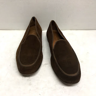 Stubbs & Wootton Suede Loafers