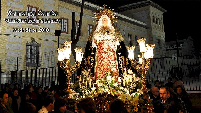 Viernes de Dolores - Semana Santa 2010 - Madridejos = 155 FOTOS