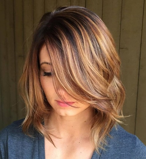 Hairstyles For Mid Length Hair 2018 For Women's 1