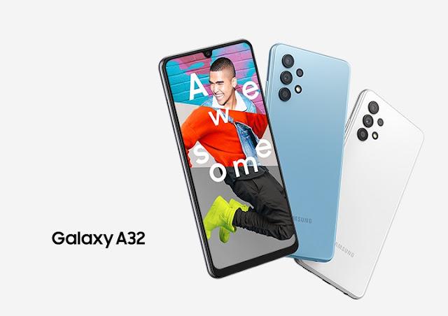 سعر ومواصفات ومميزات وعيوب هاتف سامسونج الجديد Samsung Galaxy A32