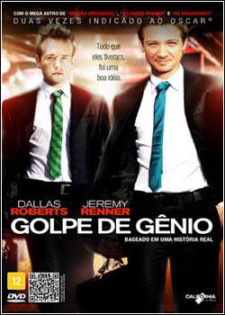 Filme Poster Golpe de Gênio DVDRip XviD Dual Audio & RMVB Dublado