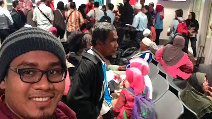 Part 1: Kembara Jakarta - Bandung