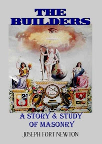 Cover of Joseph Fort Newton's Book The Builders A Story And Study Of Masonary