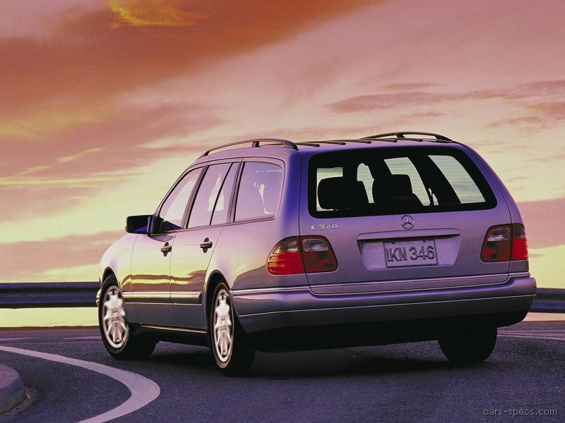 1994 mercedes benz e class wagon specifications pictures for 1994 mercedes benz e class