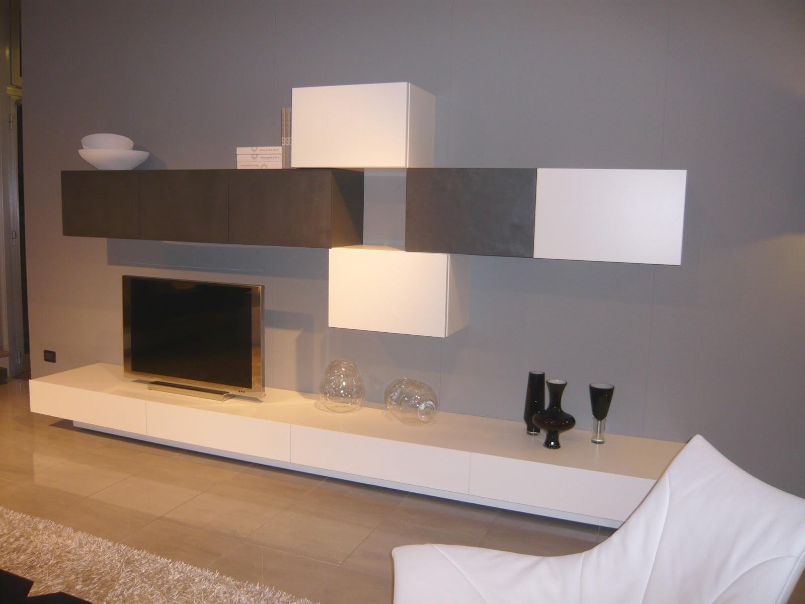 Mobile Soggiorno Bianco Classico : Mobile Soggiorno Bianco Classico  #A0652B 1600 1200 Mobili Sala Da Pranzo Moderni