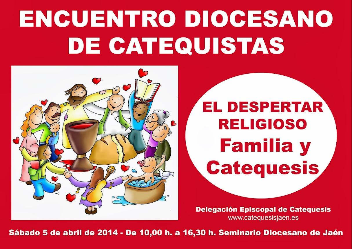 Encuentro Diocesano de Catequistas 2014
