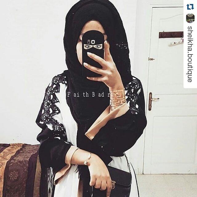 Hijabi Style Hijab Fashion Blog Beautiful 2016 Abayas From Sheikha Boutique