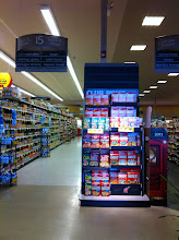 Photo: Inside, this Safeway is very nicely laid out.