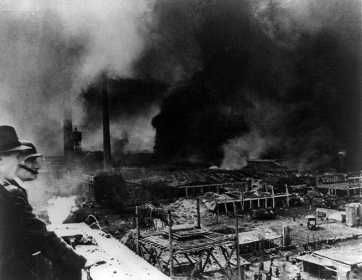 Kassel em 1945