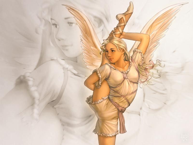 Angel Ballerina, Angels 2