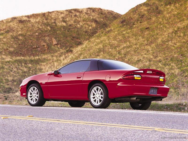 2001 chevrolet camaro hatchback specifications pictures. Black Bedroom Furniture Sets. Home Design Ideas