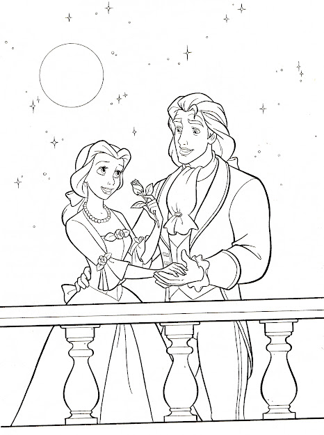 Princess Belle Coloring Page Disney Princess Belle Coloring Pages To  Print  Coloring Pages
