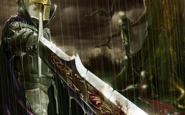 Ugly Soldier Of Dispair, Magick Warriors 2