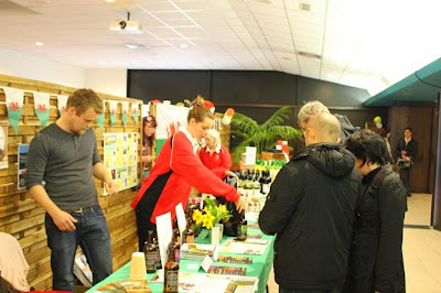 More than £3,000 in sales from French food festival visit