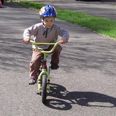Glide before you Bike