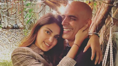After alive situation trolled, Rajiv deletes pictures in the melody of Rhea Chakraborty