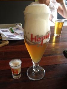 57 Thomas Street Marble Beers, Hopie Beer