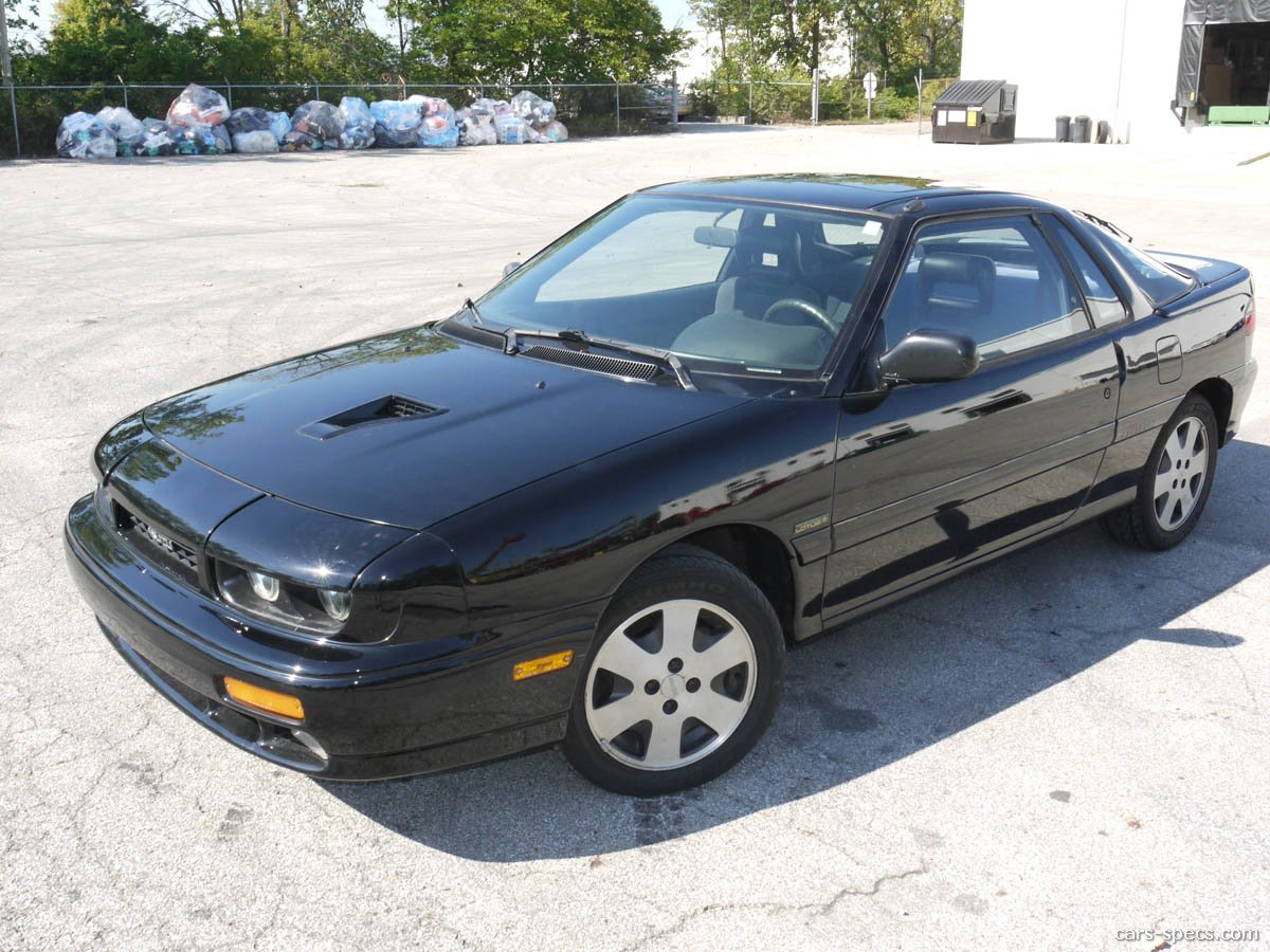 1992 isuzu impulse rs coupe 1 6l 4 cyl turbo awd 4 speed automatic