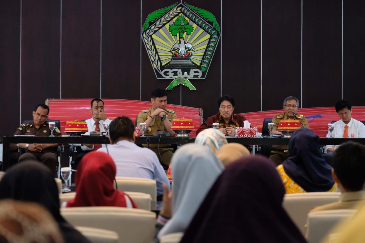 Alat Perekam Transaksi Online Terkoneksi dengan KPK,  Ini Kata Adiinsyah Malik Nasution