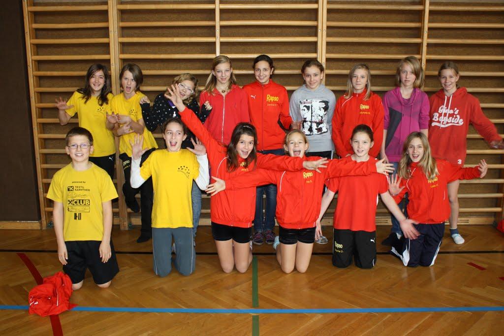 U13 Mädchen 2011/12