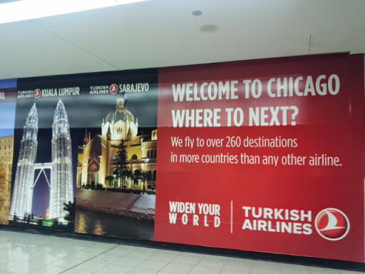 Welcome to Chicago! From What's It Really Like to Fly Turkish Airlines Business Class?