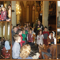 25-12-2016 Eerste kerstdag in de Grote Kerk