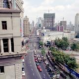 13. View on East Nanjing Road. Shanghai