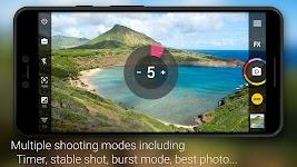 screenshot of Camera ZOOM FX Premium