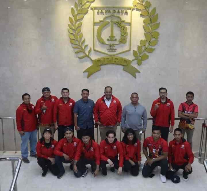 Ju - Jitsu DKI Jakarta Raih Juara Umum, Borong Medali di PON ke XX Papua...