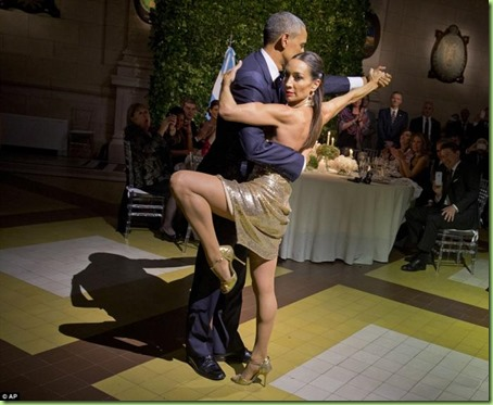 shadow of obama tango