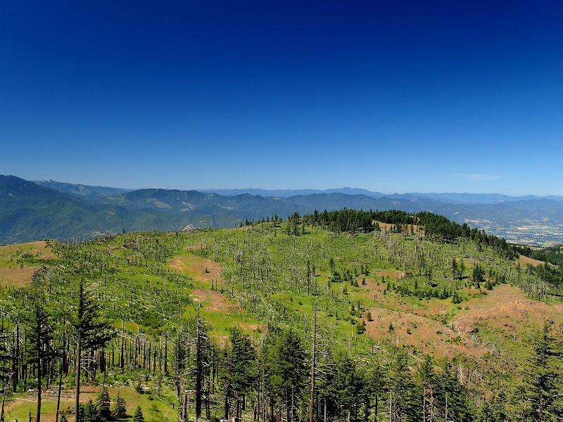 Grizzly Peak Ashland Oregon
