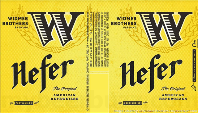 Widmer Brothers Adding Heffe Packaging: Hayfur, Hefel-puff, Hefel-whyzin, Hefer, Heff, Heffey & Jeffy