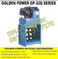 GOLDEN POWER GP 32 Q (SETARA FINN POWER P32NMS)