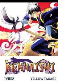 Kenkaishi - Kết Giới Sư