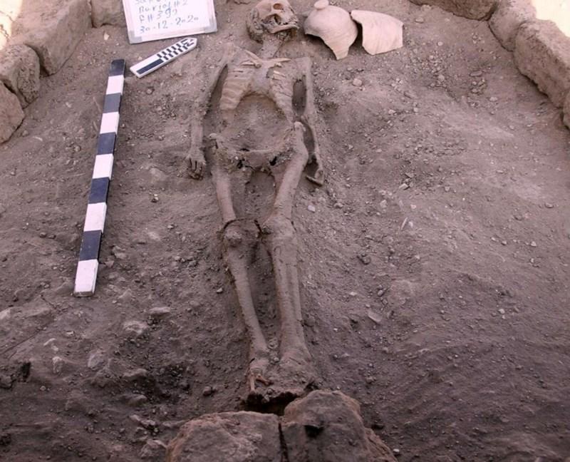 Pronadjeni 3.000 stari grad, najvece otkrice od pronalaska Tutankamonove grobnice u Egiptu.