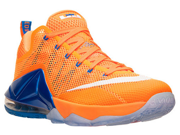 Nike LeBron 12 Low Knicks Drops On July 30th