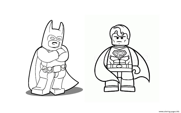 Batman Vs Superman Lego  Colouring Book To Print Free Batman   Within Elegant Lego Batman Coloring Sheets