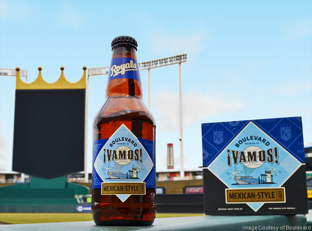 Boulevard Releasing ¡Vamos! Mexican-Style Lager