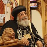 His Holiness Pope Tawadros II visit to St. Mark LA - _MG_0581.JPG