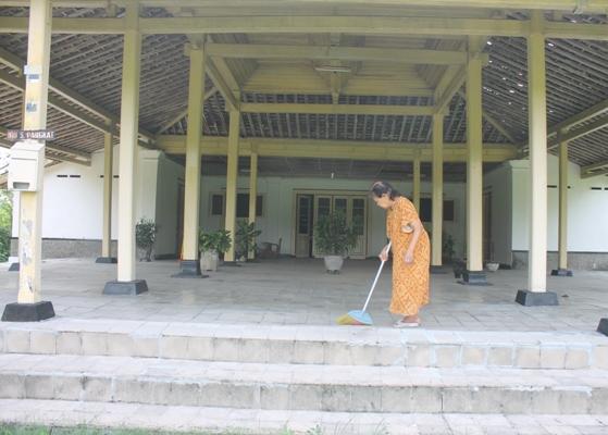 Deal, Eks Kepatihan Jadi milik Pemkab Ngawi